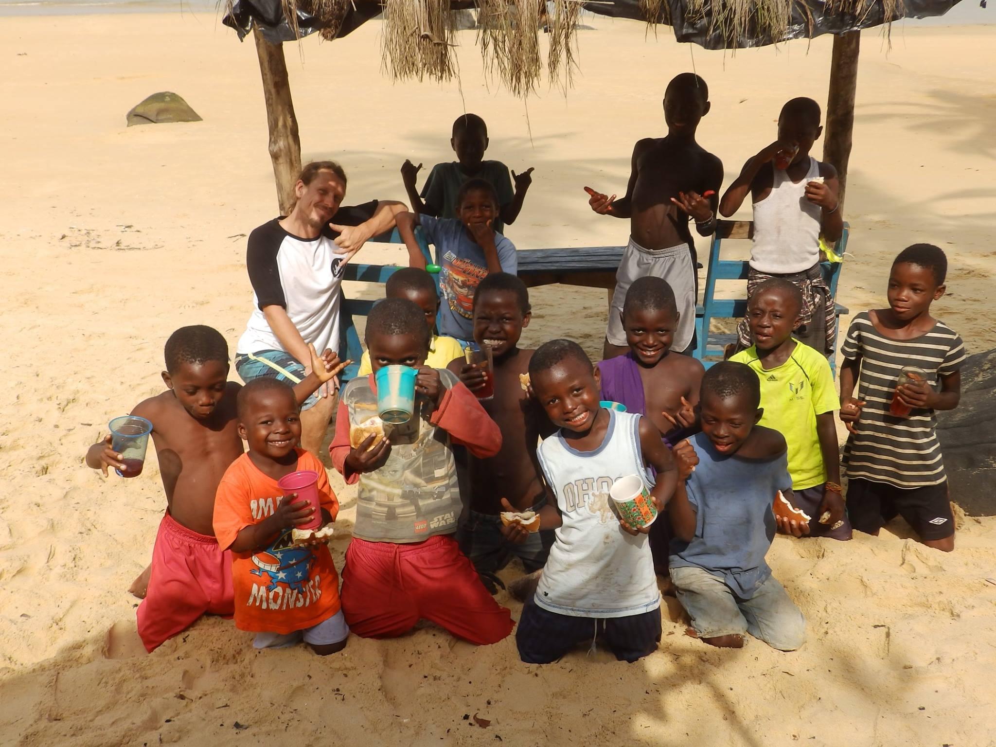 Incontro dei soci per il progetto Surf4Africa
